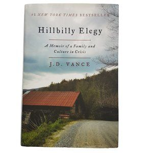 Other - Hillbilly Elegy by JD Vance HC Hardcover book